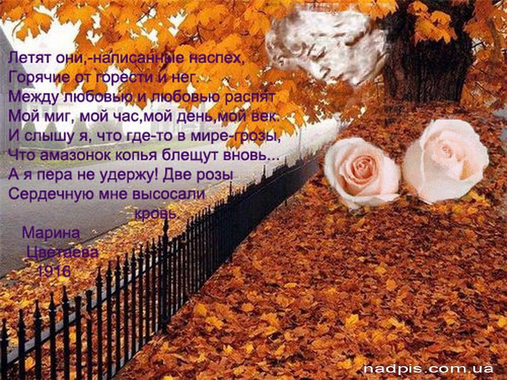 Стихи о любви Марины Цветаевой