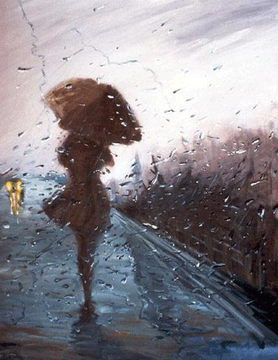 Дождь и мы