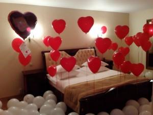 Как сделать романтический сюрприз для любимой девшки