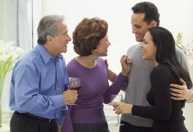 что подарить родственникам мужа при знакомстве