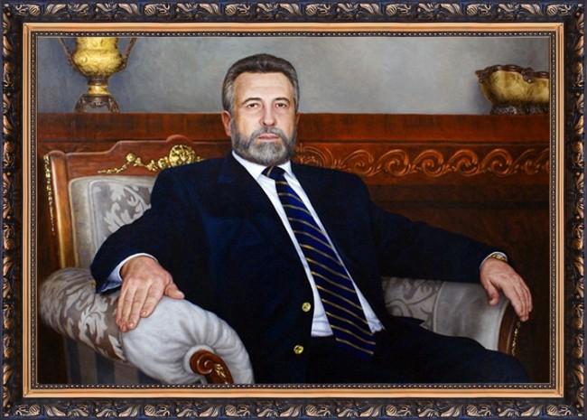 Портрет мужчины по фото